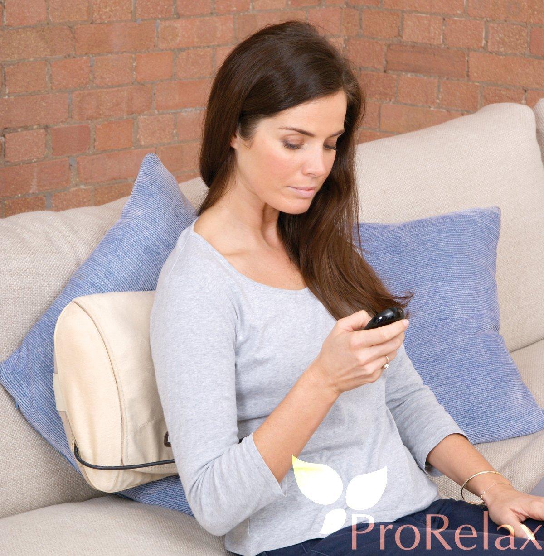 Массажная подушка WellLife 2 использование