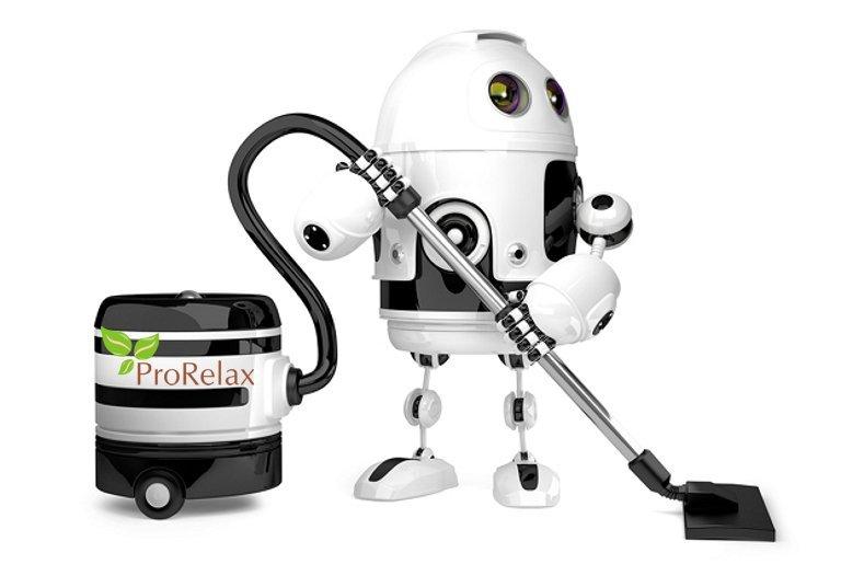 Робот-пылесос ТТ 80 Tдля сухой уборки